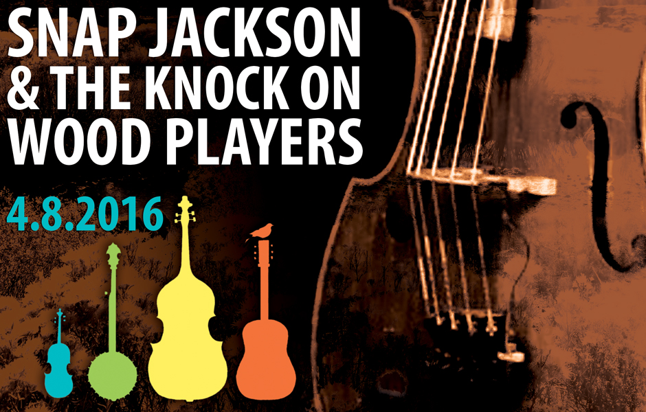 Snap Jackson & The Knock On Wood Players at YTA