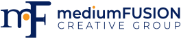 mediumFUSION creative group Logo